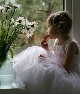 Cute bridesmaid dresses for little girls ideas 30